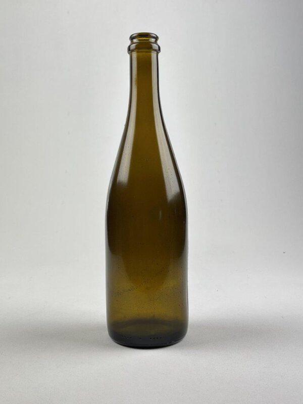 Suikerglas Champagne / sektfles