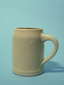Suikerglas Bierpul, 0,5 L Steenlook, 13c m x 10 cm