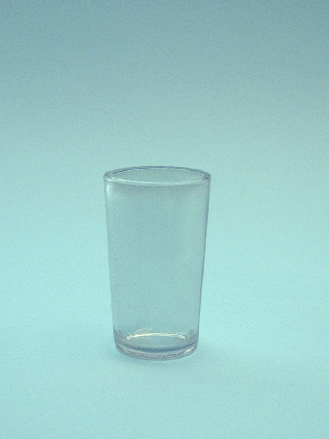 Breakaway sugar glass schnapps glass or gin glass shot-sugar glass 7.7 x 4.8 cm.