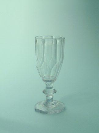 Nepglas, filmglas of suikerglas Likeurglaasje, Portglas, 11 x 4,8 cm