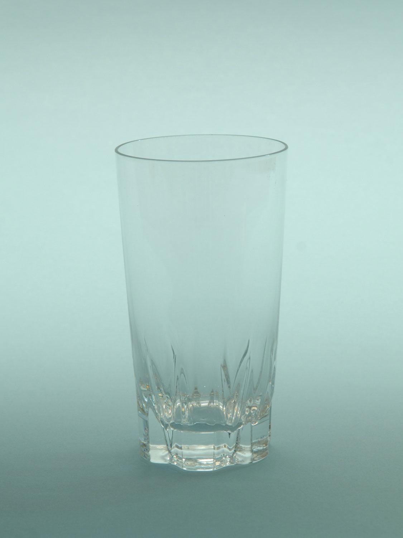.Suikerglas Sapglas Longdrinkglas/witbier 0,5 liter met sterbodem, H*B is 13,6 x 7,5 cm.