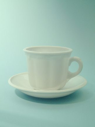 Sugar glass tea - coffee cup. Model number 3!