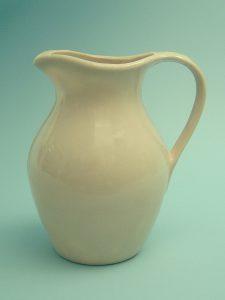 Wine can break a way from sugar glass. 'Stone', 20 x ø 14 cm.