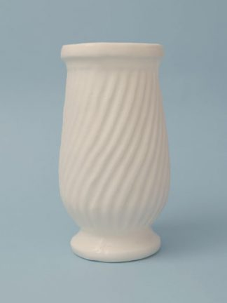 Need a vase on the set? Vase wave pattern 31 x 17 cm.