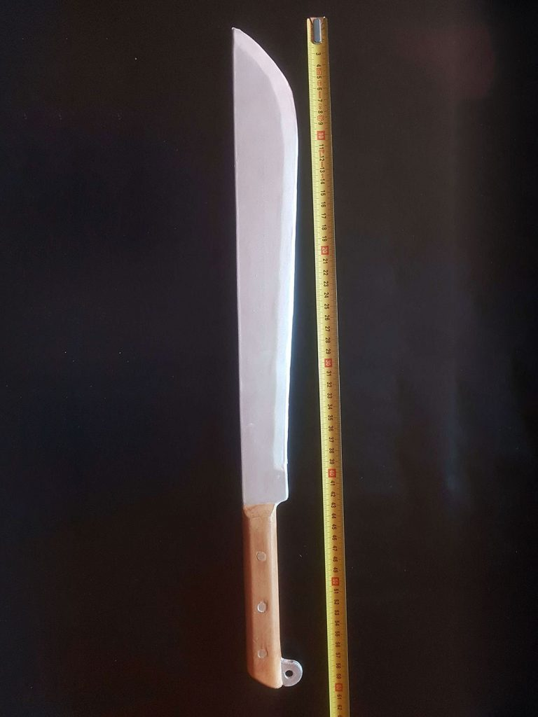 Klewang or machete