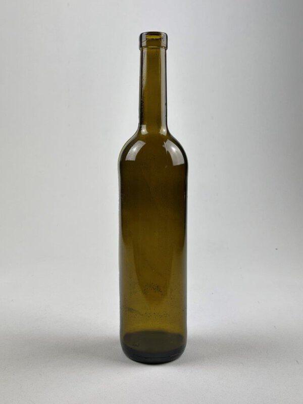 Suikerglas (Filmglas of nepglas) breakaway groen