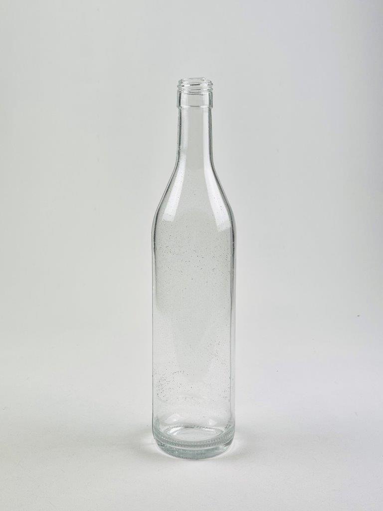 Suikerglas brekaway fles. Wodkafles voor film, Tv en Video.